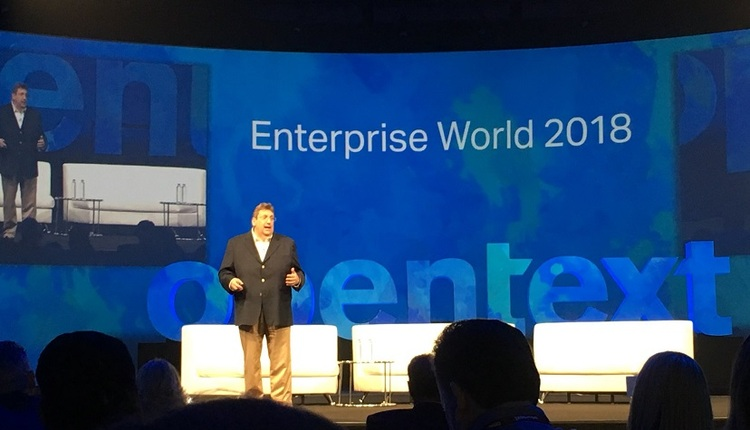 OpenText World 2018 - OT2 Announcement