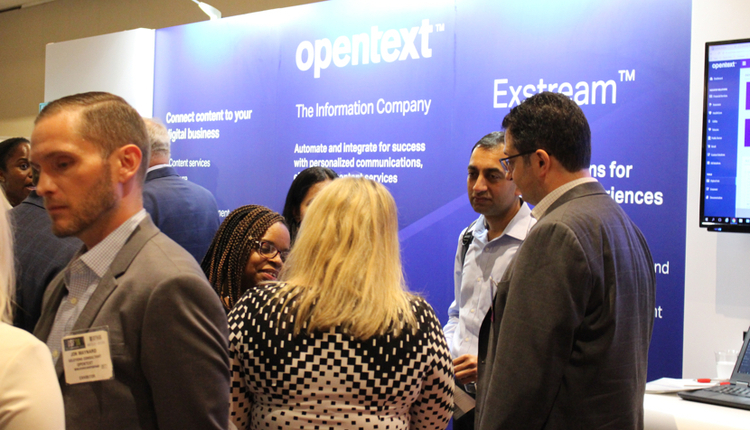 OpenText at DSF 2018